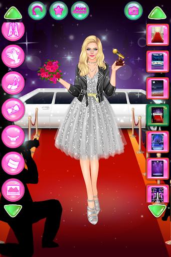 Code Triche Habiller la Pop Star - Idole de musique (Astuce) APK MOD screenshots 5