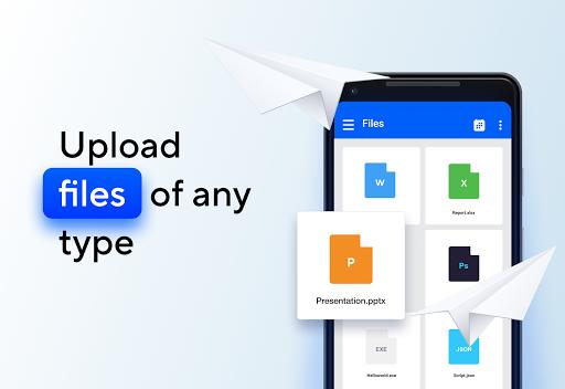 Cloud: Free Photo Storage. Video & Photo Backup Apkfinish screenshots 7