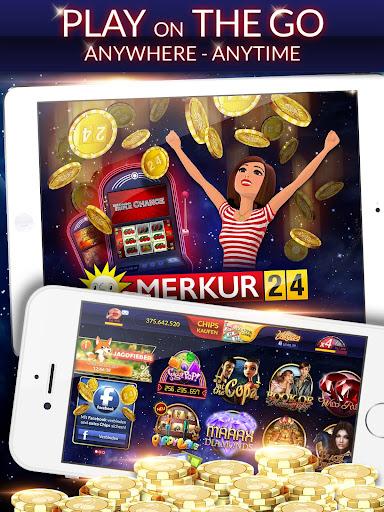 MERKUR24 u2013 Free Online Casino & Slot Machines screenshots 8