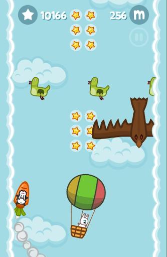 Bunny Goes Boom! Flying Game ud83dude80 apktram screenshots 1