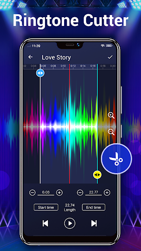 Music Player - Audio Player & 10 Bands Equalizer android2mod screenshots 8