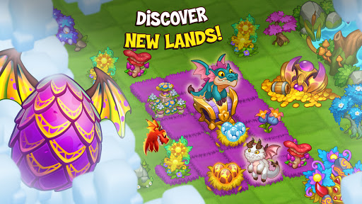 Merge World Above: Dragon games apkdebit screenshots 8