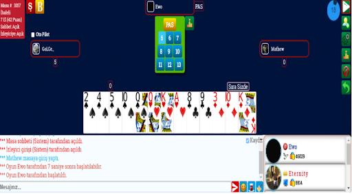 Batak Oyunu Online Batak Oyna 1.1.4 screenshots 4