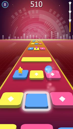 Beat Ball: Dancing Color Hop 1.2 screenshots 3