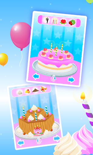Cake Maker - Cooking Game  screenshots 1