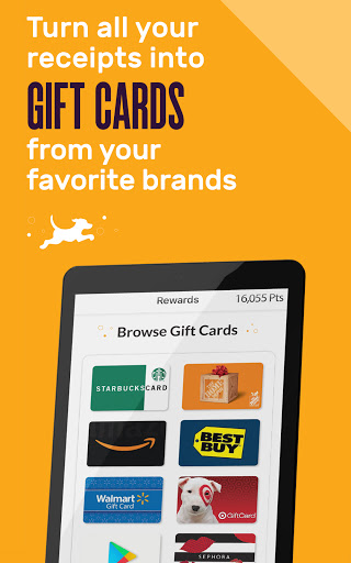 Fetch Rewards - Scan Receipts to Earn Gift Cards  screenshots 13