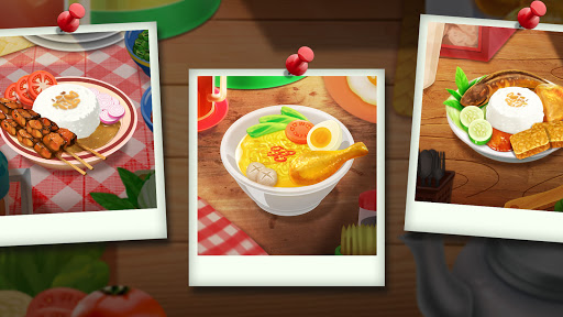 Selera Nusantara : Chef Restaurant Cooking Games apkpoly screenshots 5
