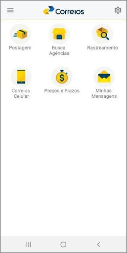 Correios  screenshots 2