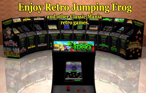 Retro Jumping Frog 1.47 screenshots 7