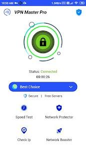 VPN Master Pro – Premium Paid VIP Unlimited Proxy v1.9.0 [Paid] 4