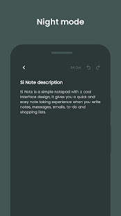 Download Si Note - Notepad For PC Windows and Mac apk screenshot 6
