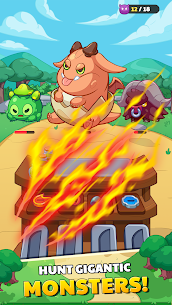 Forge Hero: Epic Cooking Adventure Game Mod Apk 0.0.1 (Lots of Money) 1