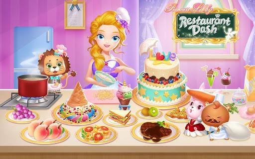 Princess Libby Restaurant Dash 1.1 Paidproapk.com 1