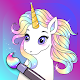Animated Glitter Coloring Book - My Little Unicorn Download on Windows