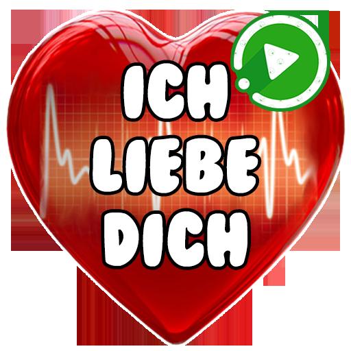 Ich liebe dich whatsapp