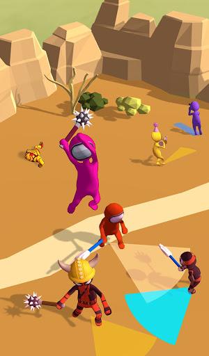 Stickman Smashers -  Clash 3D Impostor io games 1.0.5 screenshots 2