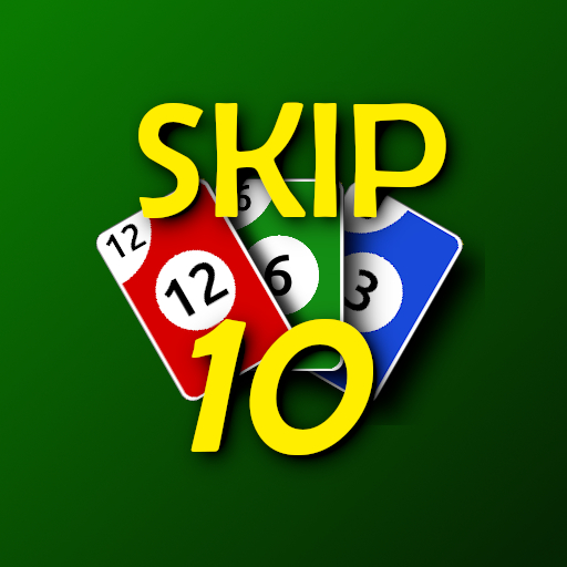Skip 10 Solitaire