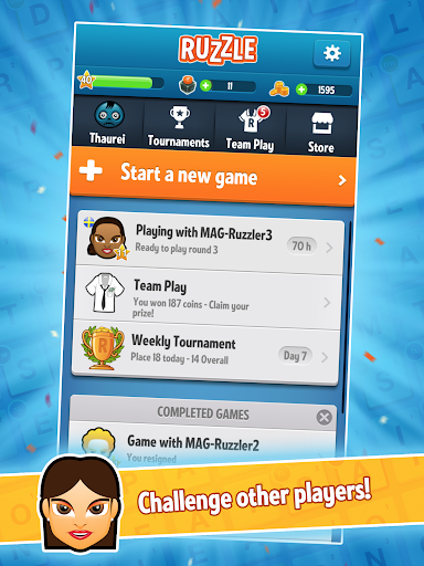 Ruzzle Free 3.5.0 Screenshots 10