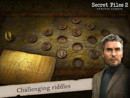 Secret Files 2: Puritas Cordis apkpoly screenshots 5