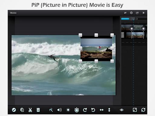 Cute CUT - Video Editor & Movie Maker  Screenshots 7