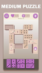 Domino Match: Logic Brain Puzzle Screenshot