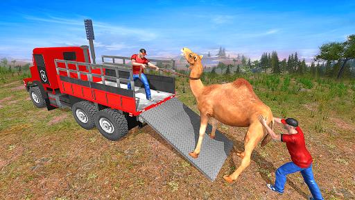 Wild Animals Transport Simulator:Animal Rescue Sim 1.0.24 Screenshots 5