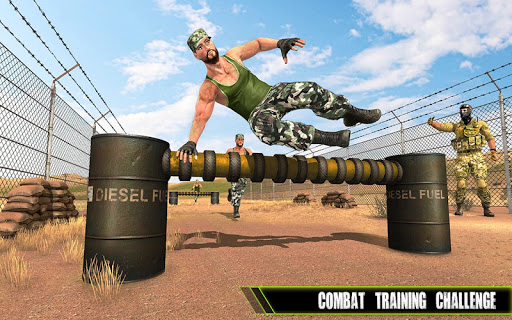 US Army Training School Game: Obstacle Course Race 4.0.0 screenshots 8