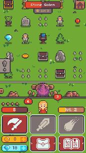 Eternis Heroes – Pixel Roguelike RPG Mod Apk (Unlimited Diamonds) 4