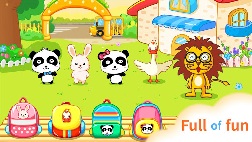 Baby Panda Kindergarten 8.53.00.00 screenshots 4