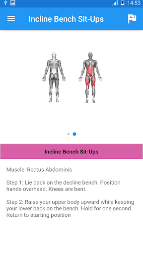 Fitness & Bodybuilding 1.7 Screenshots 3