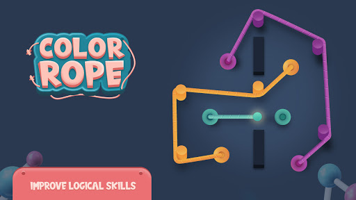 Color Rope - Connect Puzzle Game 1.0.0.6 screenshots 12