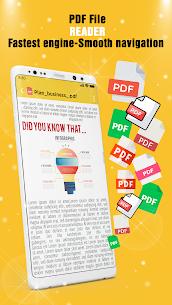 PDF Reader 2020 – PDF Viewer, Scanner & Converter Full Apk Download 4