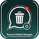 Whatsdelete - View Deleted Message & Status saver - Androidアプリ