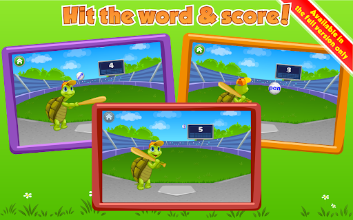Learn to Read with Tommy Turtle  Screenshots 4