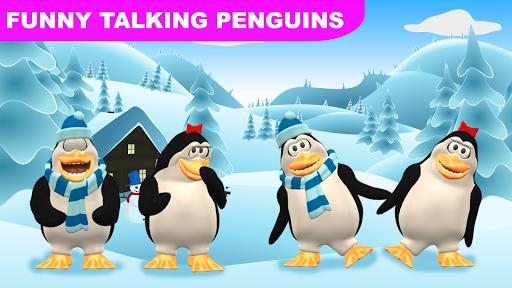 Talking Pengu & Penga Penguin - Virtual Pet  screenshots 8