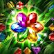 Jungle Gem Blast:マッチ3ジュエルクラッシュ・パズル - Androidアプリ