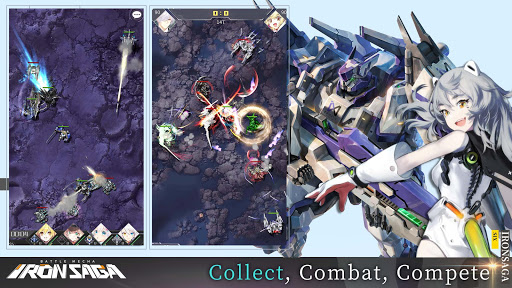 Iron Saga u2013 Battle Mech screenshots 14
