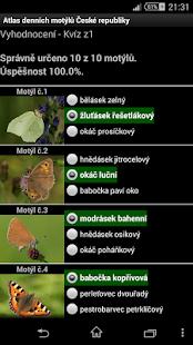 Atlas of Czech Butterflies