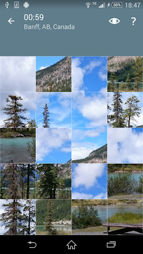 Jigsaw Puzzle: Landscapes screenshots 2
