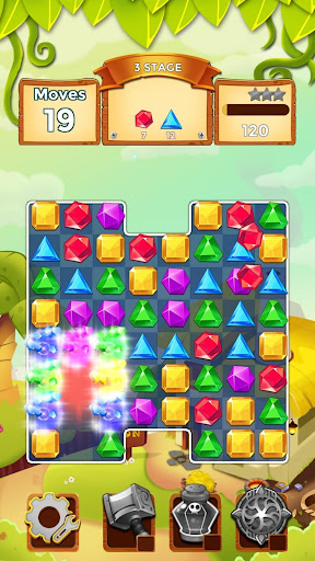 Candy Jewelry Puzzle  screenshots 4