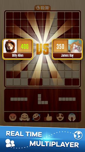 Woody Battle Block Puzzle Dual PvP 3.1.0 screenshots 1