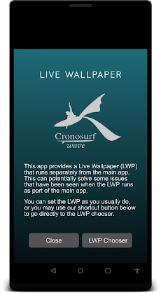 Cronosurf Wave Live Wallpaperのおすすめ画像3