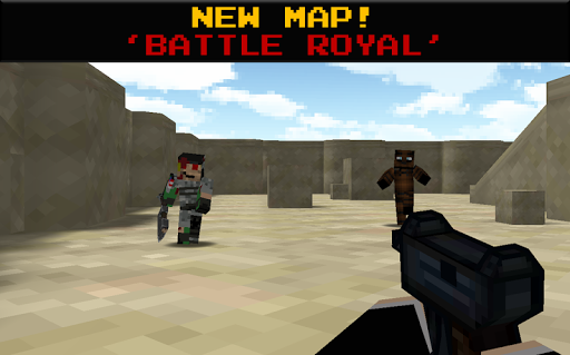 Pixel Gunner  screenshots 6