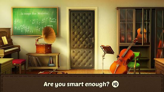100 Doors Games 2021: Escape from School 3.7.8 Screenshots 14