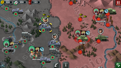 World Conqueror 3  - WW2  Strategy game  screenshots 11
