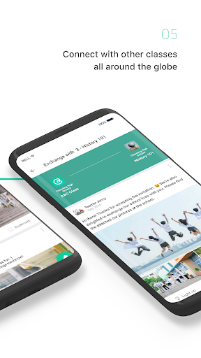 Classting - Online Classroom android2mod screenshots 7