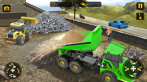 City Construction Simulator: Forklift Truck Game  screenshots 20
