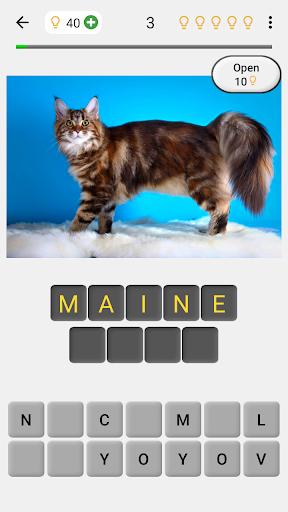 Cats Quiz - Guess Photos of All Popular Cat Breeds 3.1.0 screenshots 1