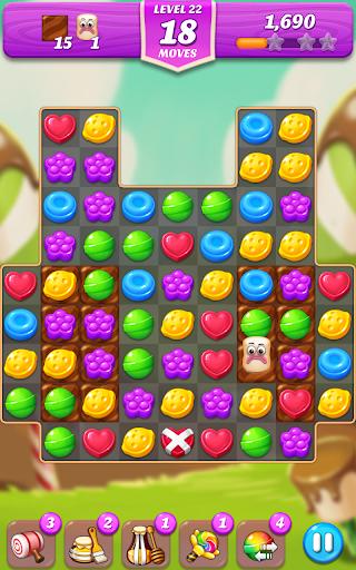 Lollipop & Marshmallow Match3 20.1215.00 screenshots 5