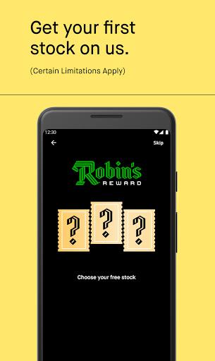 Robinhood - Investment & Trading, Commission-free screenshots 4